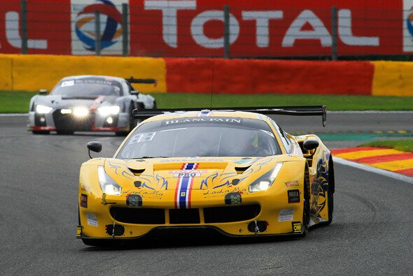 Ferrari steht in Spa auf der Pole-Position - Foto: Vision Sport Agency