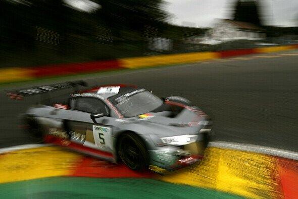 Die Zeitenjagd zu den 24h von Spa sieht ein neues Format - Foto: Audi