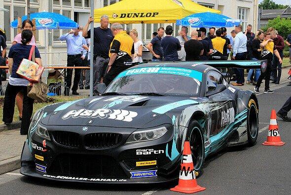 Einblick in die Rennsport-Welt beim Dunlop Motorsport Tag in Hanau - Foto: Dunlop