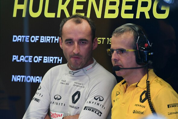Robert Kubica spricht nach seinem Test für Fitness und Zukunft in der Formel 1 - Foto: LAT Images