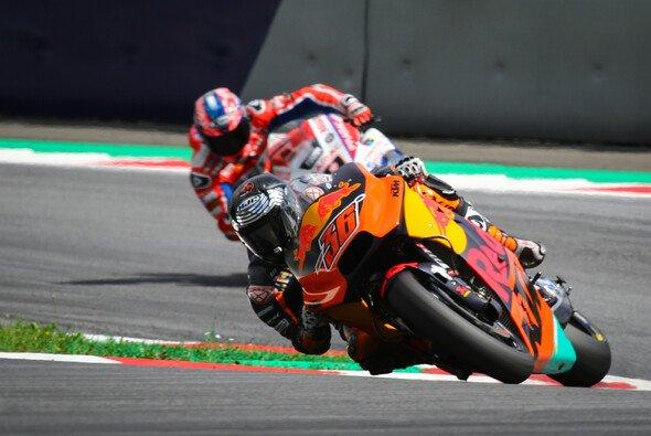 Die MotoGP-Piloten rasen um den Red Bull Ring - Foto: Tobias Linke