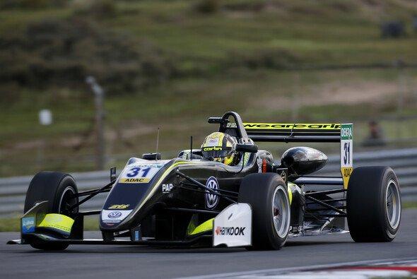 Lando Norris gewann Lauf 1 der Formel 3 EM in Zandvoort - Foto: FIA F3