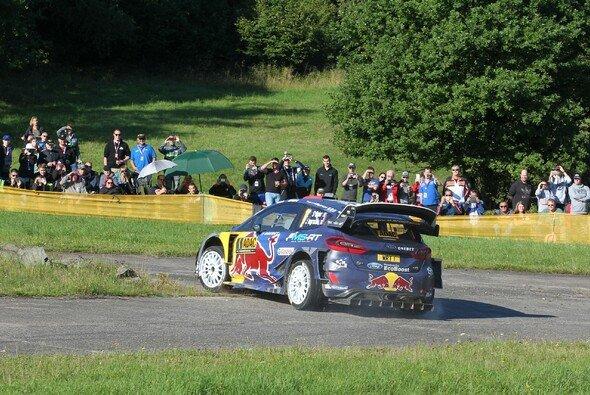 Die ADAC Rallye Deutschland findet vom 16. bis 19. August 2018 statt - Foto: ADAC Rallye Deutschland