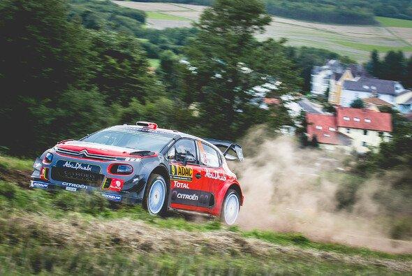 St. Wendel steht bei der Rallye Deutschland 2018 im Mittelpunkt - Foto: Citroen