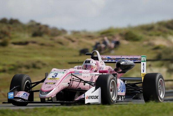 Günther fährt in Zandvoort zweimal auf das Podium - Foto: Prema Powerteam/Suer