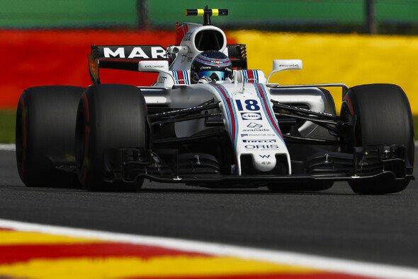 Williams muss wegen falscher Reifen eine Strafe in Spa zahlen - Foto: LAT Images