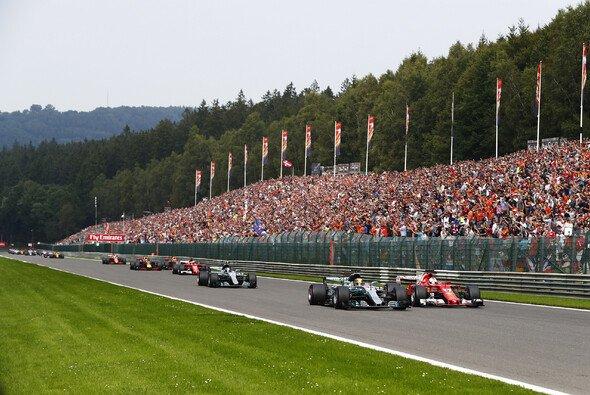 Spa-Francorchamps belegte im Fan-Voting für den perfekten Formel-1-Kalender klar den ersten Platz - Foto: LAT Images
