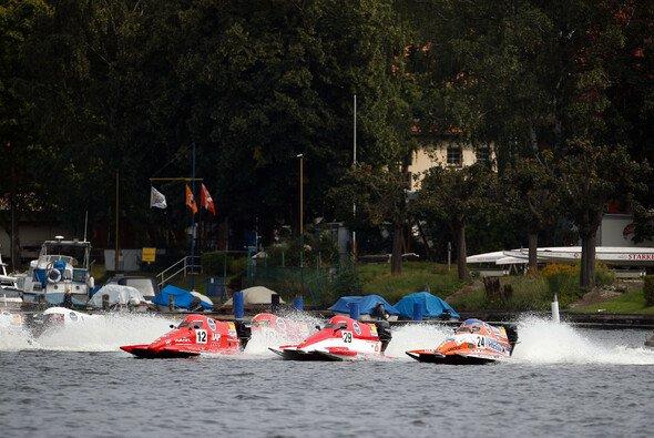 Spannende Rennen gab es in der Nachwuchsklasse ADAC Motorboot Cup - Foto: ADAC Motorboot Cup