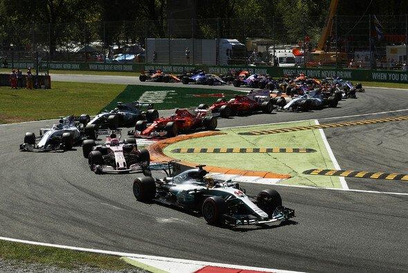 Lewis Hamilton siegt in Monza und übernimmt die WM-Führung - Foto: LAT Images