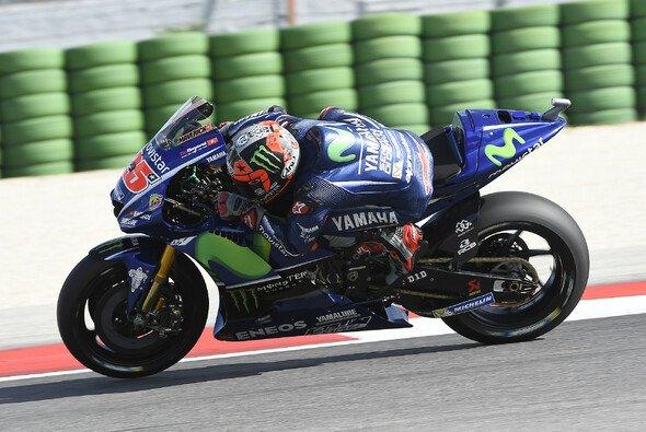 Maverick Vinales steht zum vierten Mal in dieser Saison auf Pole Position - Foto: Yamaha