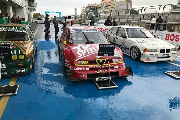 Christian Danner seigte mit seinem Partner Stefan Rupp im roten Alfa Romeo - Foto: Motorsport-Magazin.com