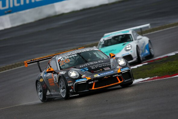 Ammermüller erkämpft raceunion Huber Racing weiteres Podium - Foto: Gruppe C GmbH