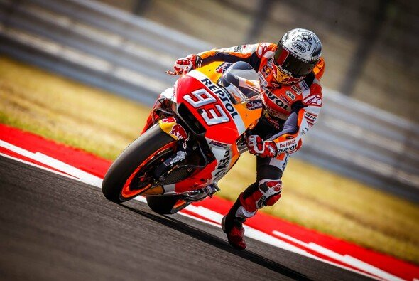 Marc Marquez siegt in Misano - Foto: Ronny Lekl