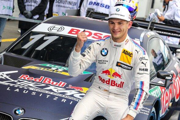 Wittmann kämpft für BMW noch um den Titel - Foto: DTM