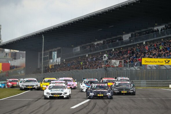 Rennen 15 und 16 von 20 in der DTM-Saison 2018 auf dem Nürburgring - Foto: DTM