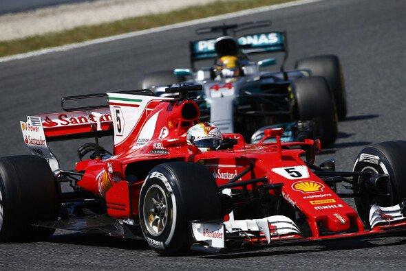Von Alonso über Rosberg bis Vettel - Hamilton hatte es in seiner Karriere bereits mit einigen Kalibern zu tun - Foto: LAT Images