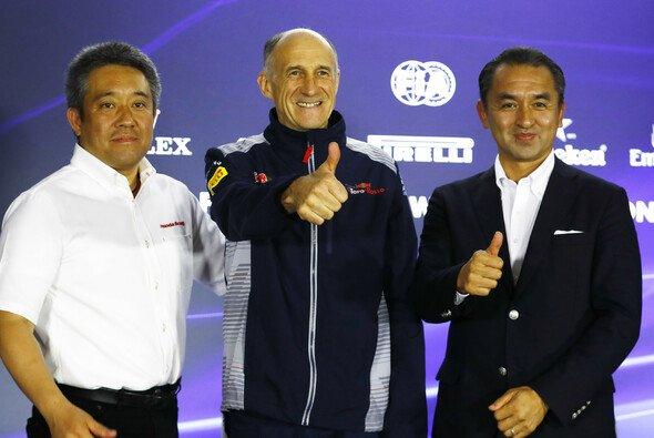 Toro Rosso und Honda - das neue Dreamteam der Formel 1? - Foto: LAT Images