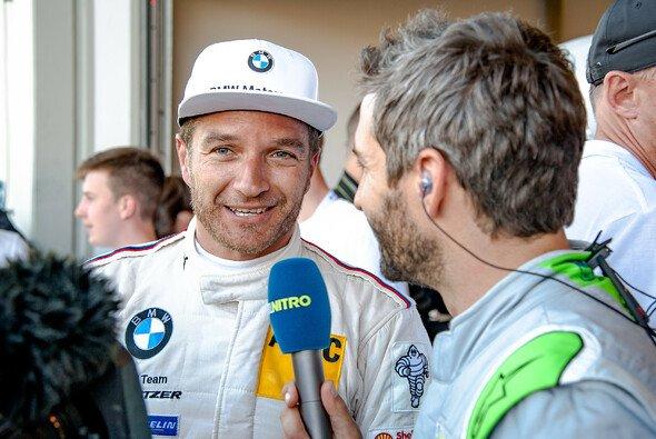 Timo Scheider wird neuer TV-Experte von Sat.1 bei der DTM - Foto: BMW Motorsport