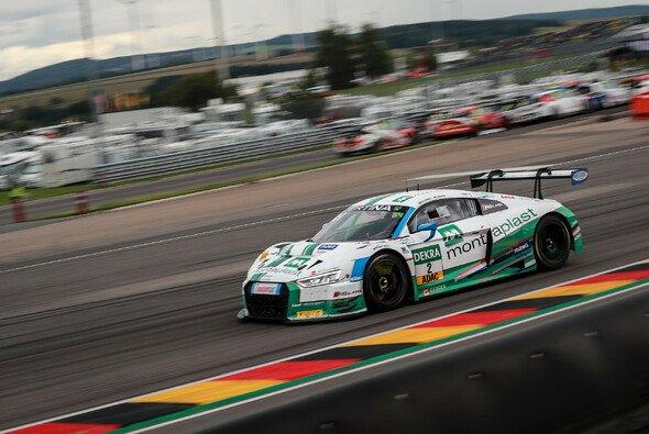 Jeffrey Schmidt fährt am Sachsenring in die Top-5 - Foto: ADAC GT Masters