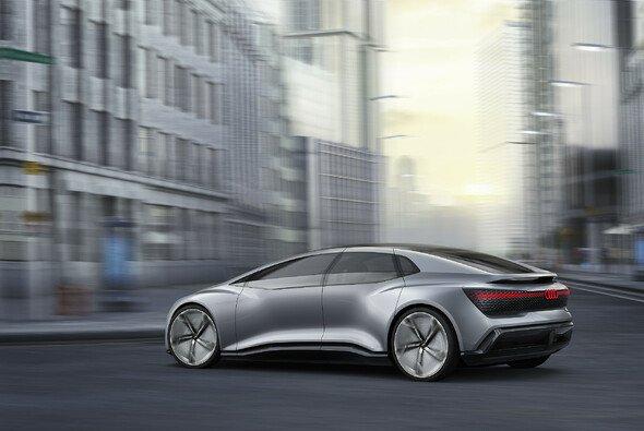 Der Audi Aicon ist eine Zukunftsvision von Audi - Foto: Audi