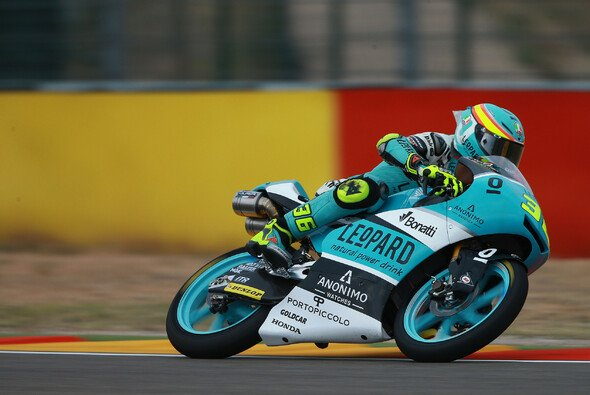 Sieger in Aragon: Joan Mir - Foto: LAT Images