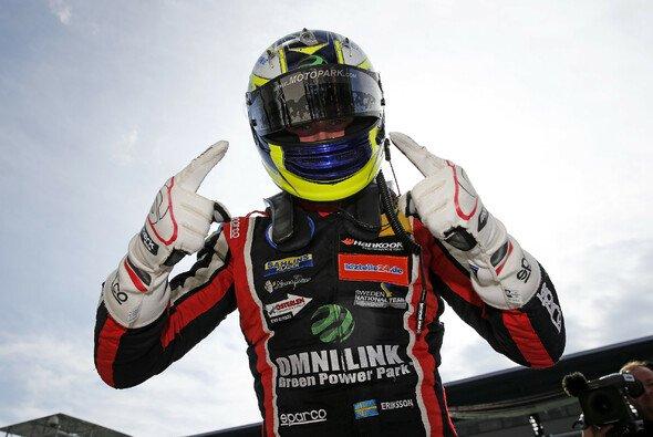 Joel Eriksson hat den zweiten Lauf in Spielberg gewonnen - Foto: FIA F3