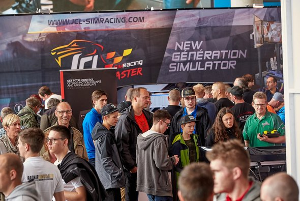 Foto: SIMRacing Expo