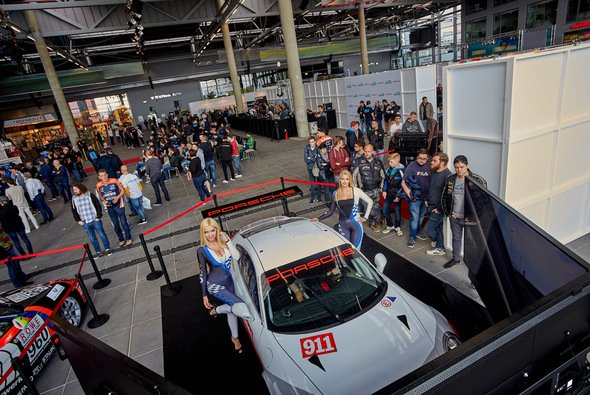 Foto: SIMRacing Expo