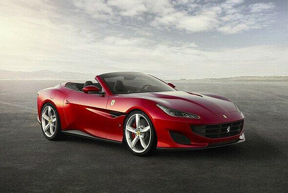 Der Ferrari Portofino ist das neueste Modell der Ferrari-Familie - Foto: Ferrari