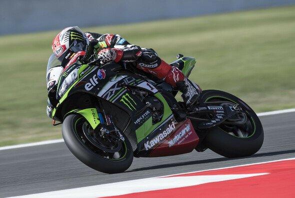 Jonathan Rea siegte im zweiten Superbike-Rennen von Magny-Cours - Foto: Kawasaki