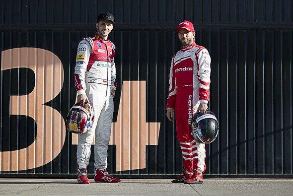 Daniel Abt und Nick Heidfeld sind 2 von 4 deutschen Fahrern in der Formel E - Foto: LAT Images