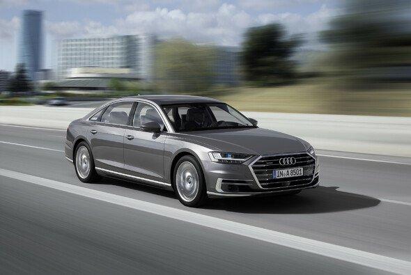 Der neue Audi A8 setzt neue Maßstäbe - Foto: Audi