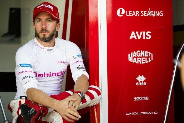 Nick Heidfeld sah in den letzten drei Formel-E-Rennen die Zielflagge nicht - Foto: LAT Images