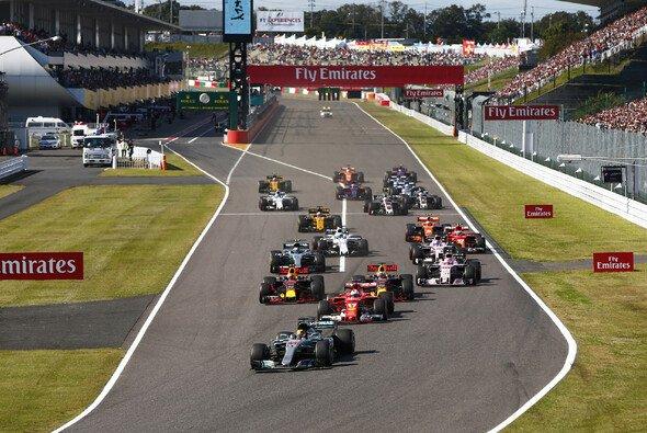 Ferrari setzt bei der Reifenwahl für Suzuka gegen Mercedes wieder auf maximale Attacke - Foto: LAT Images