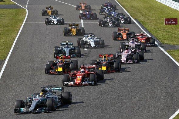 Der Japan GP der Formel 1 startet extrem früh - Foto: Mercedes-Benz