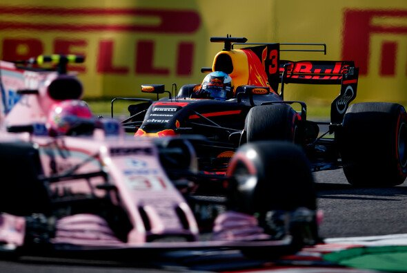 Force India plant, es in Austin sogar mit Red Bull aufzunehmen - Foto: Red Bull