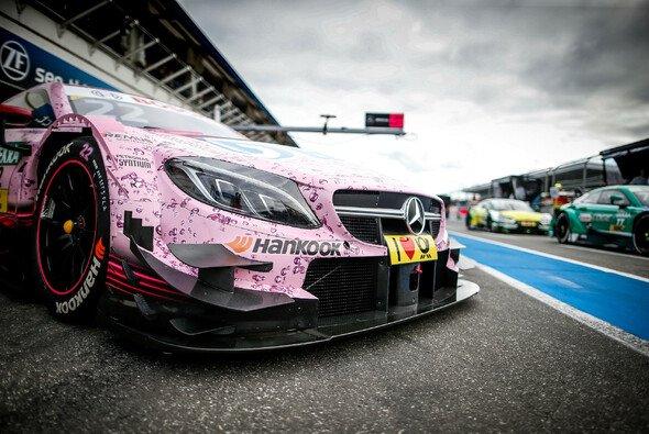 Lucas Auer startet seit 2015 für Mercedes in der DTM - Foto: DTM
