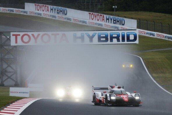Neues Datum für das 6-Stunden-Rennen in Fuji 2019 - Foto: Toyota
