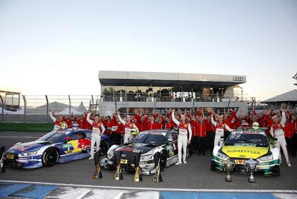 Audi hat festgelegt, welcher Fahrer für welches Team fährt - Foto: LAT Images