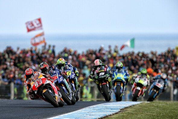 Phillip Island garantiert immer herausragendes Racing - Foto: Repsol