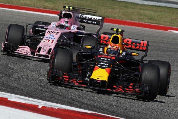 Max Verstappen und Red Bull rollten in Austin das Feld von hinten auf - Foto: Red Bull