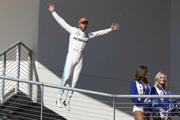 In diesem Jahr scheint niemand Hamilton gewachsen zu sein - Foto: LAT Images