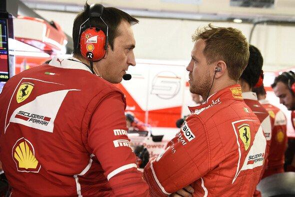 Bei Ferrari gab es im Training einmal mehr technische Probleme - Foto: Ferrari