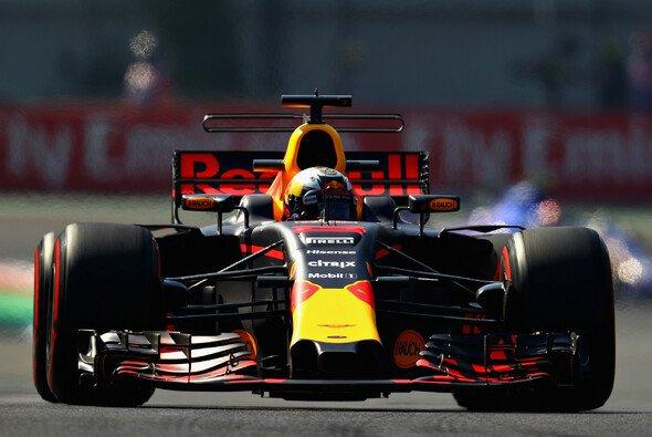 Vor Daniel Ricciardo liegt eine Aufholjagd beim Mexiko GP - Foto: Red Bull