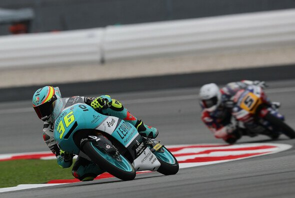 Moto3-Polesetter in Malaysia ist Joan Mir - Foto: LAT Images