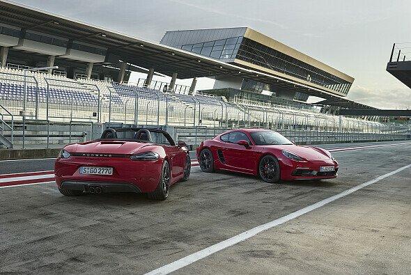 Die neuen Porsche 718 GTS bieten noch mehr Leistung - Foto: Porsche