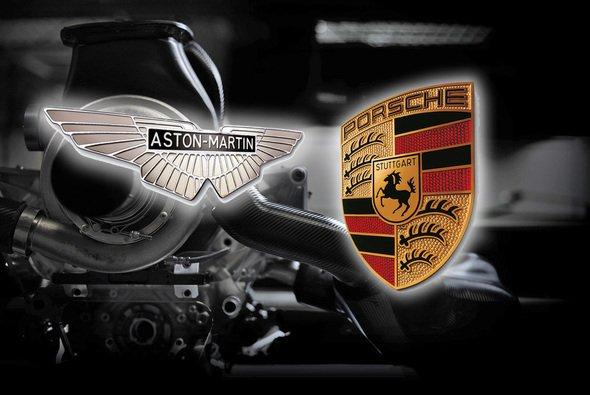 Die F1-Pläne Aston Martins liegen brach, doch bei Porsche ist noch immer alles drin - Foto: Porsche/Aston Martin/Renault