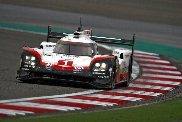 Jani / Lotterer / Tandy fuhren die Pole-Position für Porsche heraus - Foto: Porsche