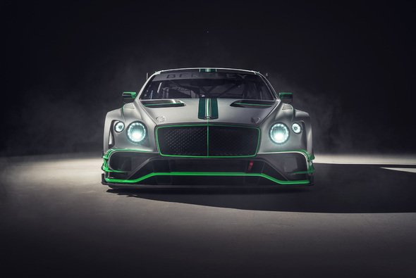 Foto: Bentley Motorsport