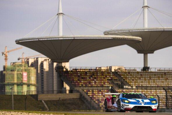 In China fuhr die WEC ihr vorletztes Saisonrennen - Foto: Ford Chip Ganassi Racing